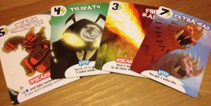 King of Tokyo card examples
