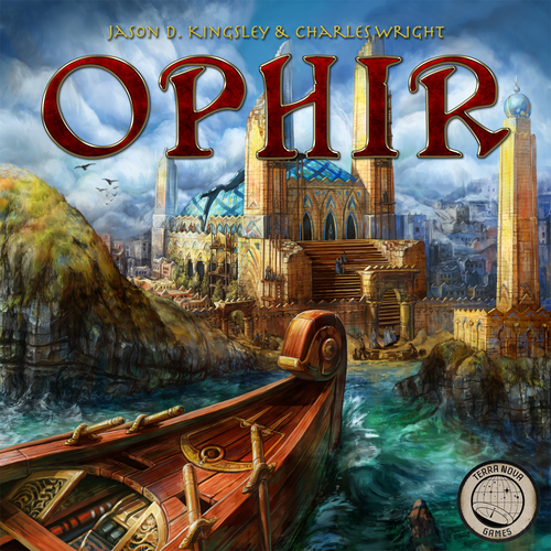 Ophir box art