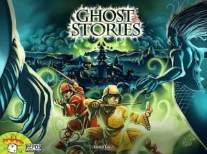 Ghost Stories Box Art