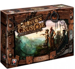 Robinson Crusoe Game Box