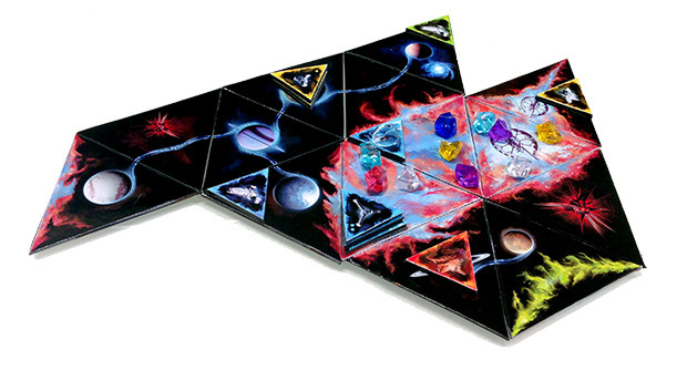 Galaxy of Trian Board