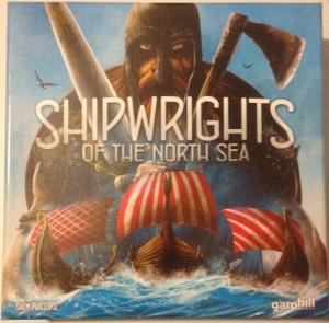 Shipwrights of the North Sea Box Art