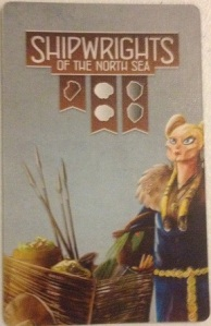 Shipwrights of the North Sea Card Back