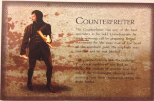 The Convicted Counterfeiter