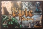 COG Gaming - Tiny Epic Kingdoms box for COG Gaming's review