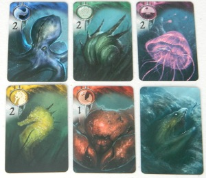 cog gaming board game review - Abyss allies