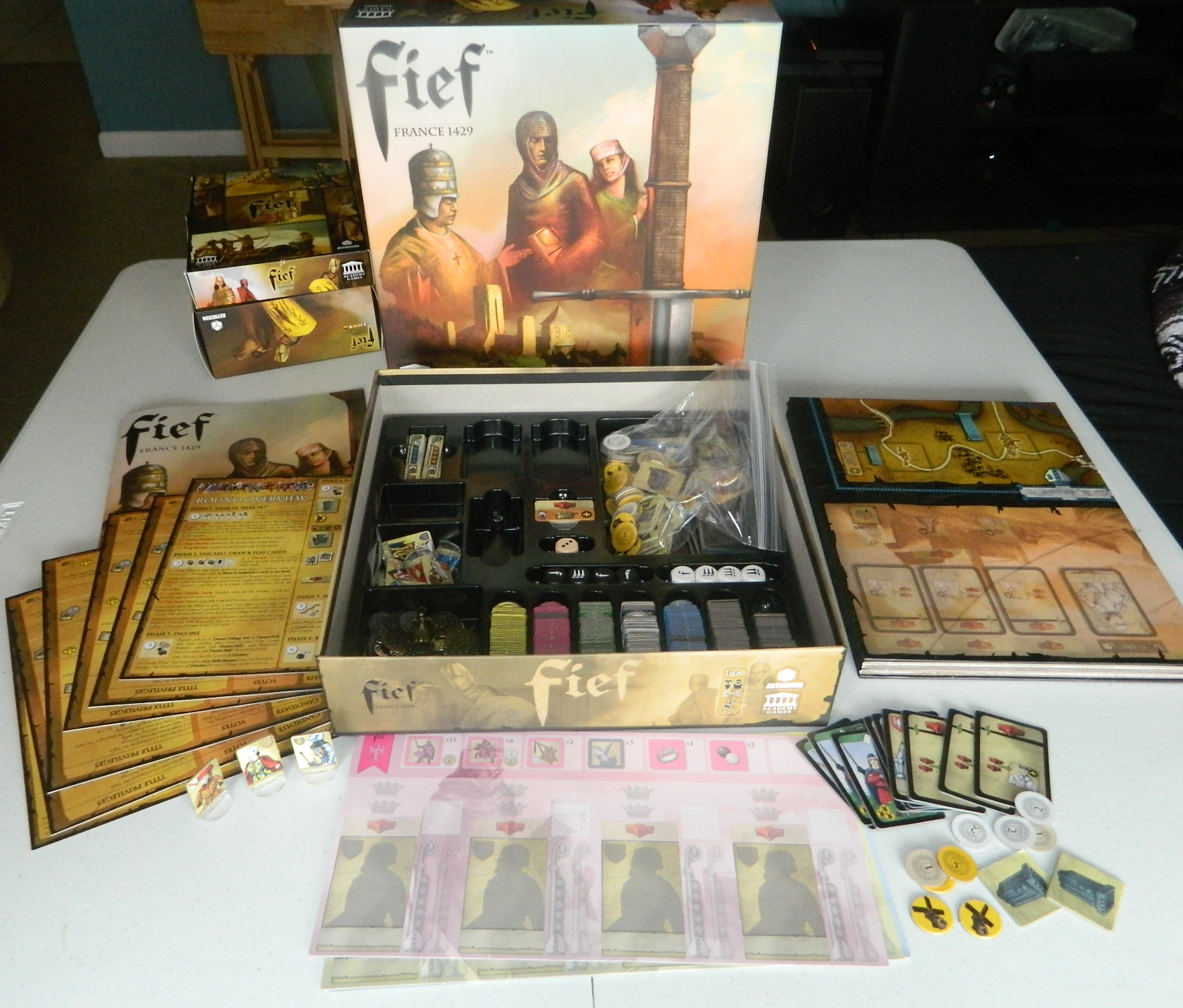 Review: Fief France 1429