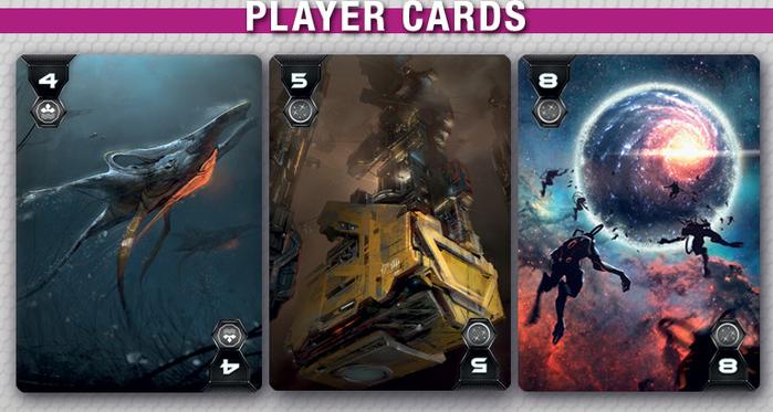 Faith RPG player cards