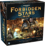 COG Gaming - Forbidden Stars GAMA Trade Show