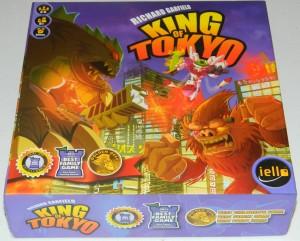 cog gaming board game review - kingoftokyo
