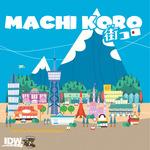 cog gaming board game review - Machi Koro box