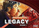 COG Gaming - Pandemic Legacy GAMA Trade Show
