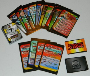 COG Gaming - Button Bashers Turbo review box contents