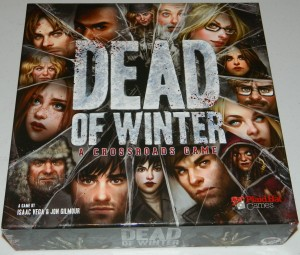 COG Gaming - Dead of Winter review box art