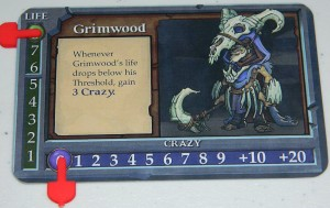 COG Gaming - Gruff card game Shepherd card