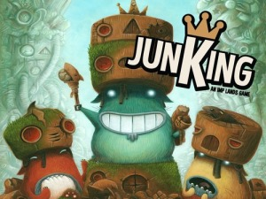 COG Gaming - JunKing Kickstarter preview box art