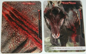 COG Gaming - Apex Theropod affliction cards