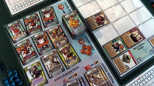 COG Gaming- Millennium Blades store setup