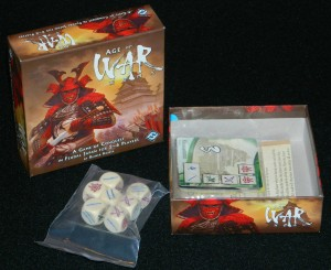 COG Gaming - Age of War Contents
