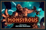 Monstrous tactical dexterity game box art for COG Gaming review
