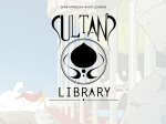 Sultan's Library logo for COG Gaming review