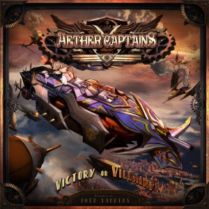 COG Gaming | Aether Captains box art