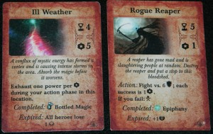 COG Gaming - Quest cards for Darkest Night: With an Inner Light expansion review