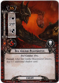 Dol Guldur beastmaster