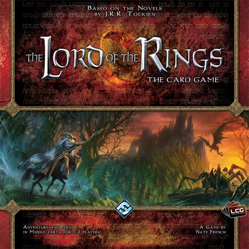 COG Gaming | Lord of the Rings: The Card Game box art