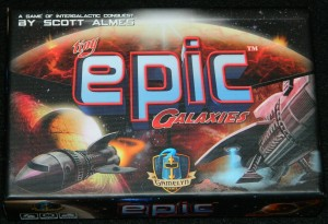 COG Gaming | Tiny Epic Galaxies Box Art