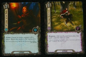 COG Gaming Lord of the Rings LCG subs