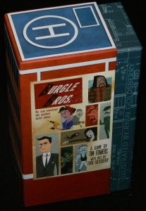 COG Gaming board game review - Burgle Bros. game box