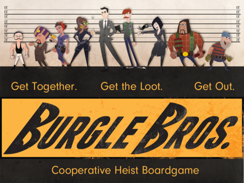 Review: Burgle Bros.