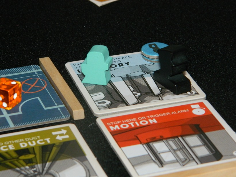 COG Gaming Burgle Bros. Lavatory for our board game review article