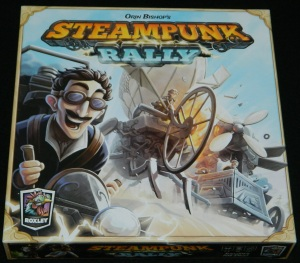 COG Gaming - Steampunk Rally box