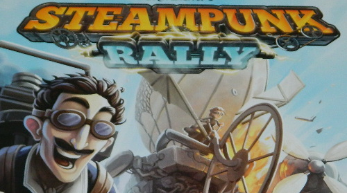 Review: Steampunk Rally
