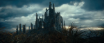 Dol Guldur from The Hobbit movie