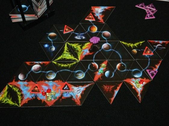 A Galaxy taking shape in Galaxy of Trian