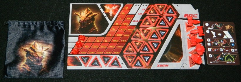Galaxy of Trian player setup