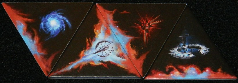 Galaxy of Trian special tiles