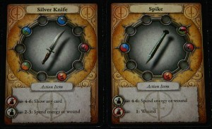 COG Gaming- Hunt: The Qaurry item cards