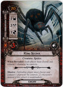 King spider 3616
