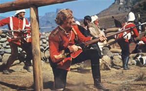Michael Cain in Zulu