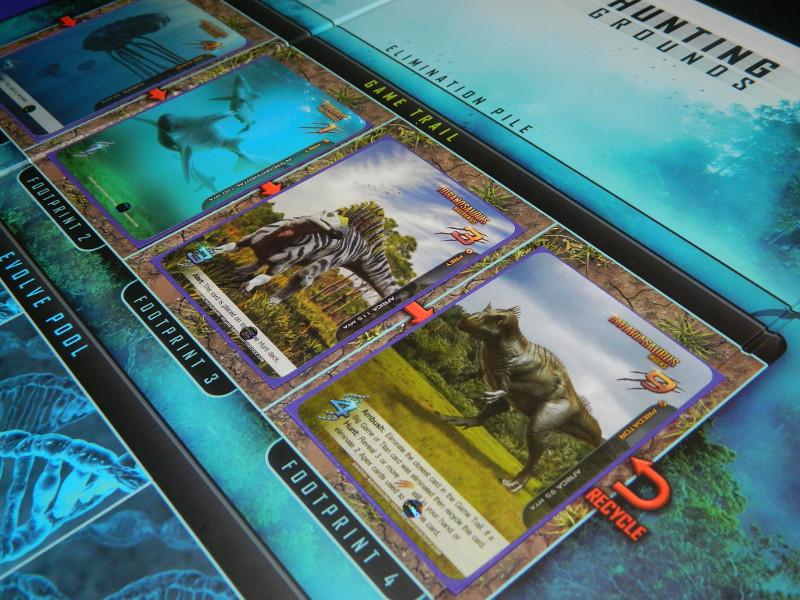 Apex Theropod DBG Game Trail