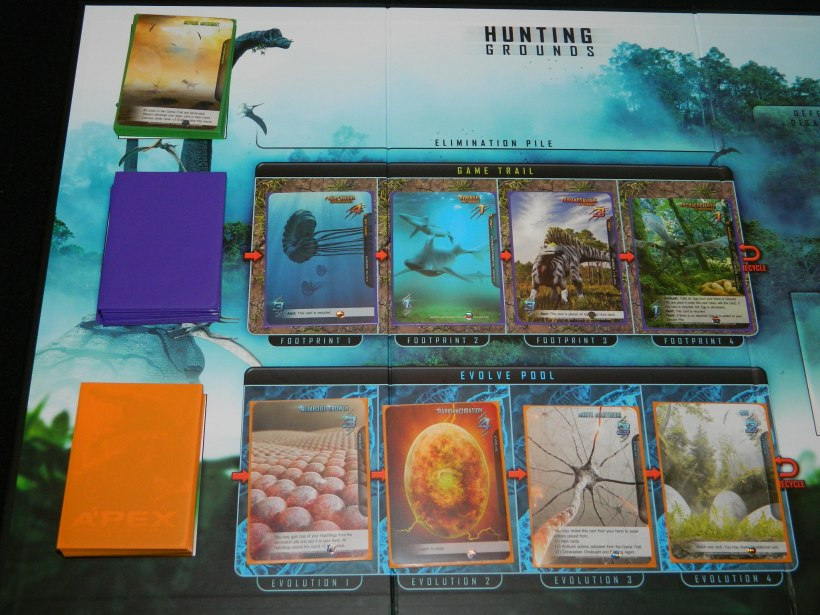 Apex Theropod second edition review- Hunting grounds