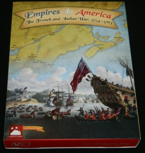 Empires in America box art