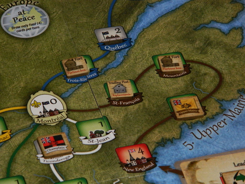Under siege in Empires in America