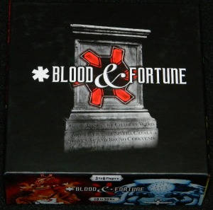 Blood & Fortune box