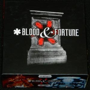Blood & Fortune box
